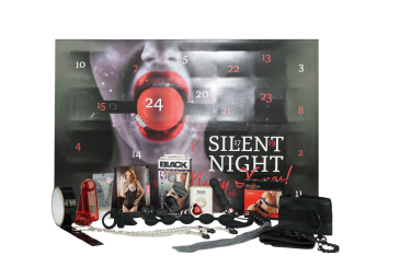 ORION Silent Night Erotischer Fetisch Adventskalender 2020, 24 Boxen
