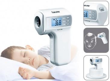 Beurer Kontaktloses Fieberthermometer FT80