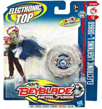 Beyblade Electronic Lightning L-Drago