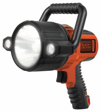 Black und Decker SLV2 LED Kompakt Taschenlampe, 750 Lumen