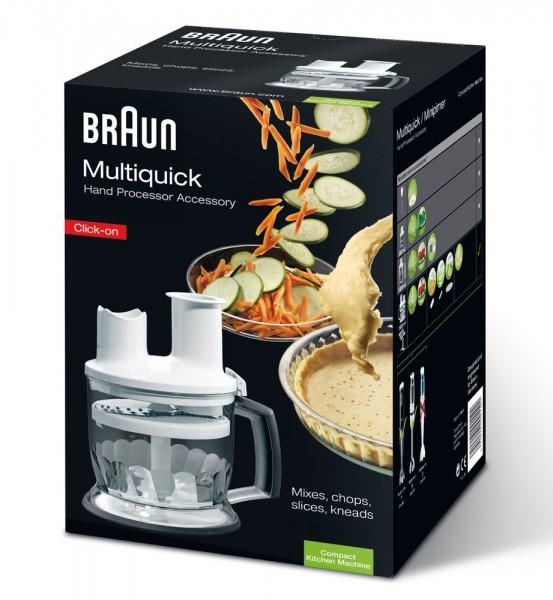 Braun Mq70 Multiquick Easyclick Kuchenmaschinen Aufsatz 1 5 Liter