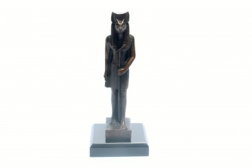 Anubis Bronze Skulptur