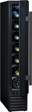 CLIMADIFF CBU7 Weinkühlschrank für 7 Flaschen Kühlschrank Getränkekühlschrank