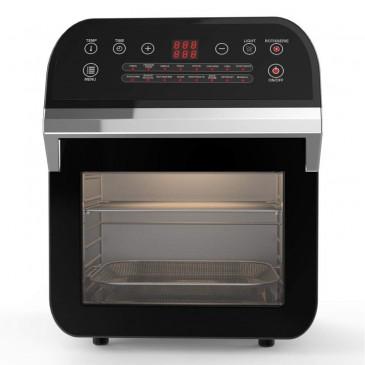 Cuisinier AF520 Digitale Multifunktionale Heißluftfritteuse,12 L