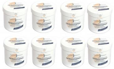 Dermatopan Spezial Hautcreme gegen trockene Haut ,400ml (40x10 ml)
