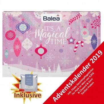 Balea Frauen Adventskalender 2019, Frauenkalender, Wert 80€