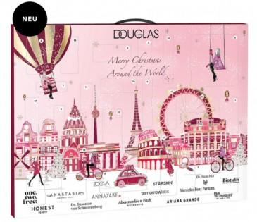 Douglas Frauen Adventskalender 2020, Around the World, WERT 300€
