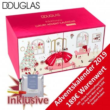 Douglas Luxury Adventskalender 2019 für Damen , Wert 189€
