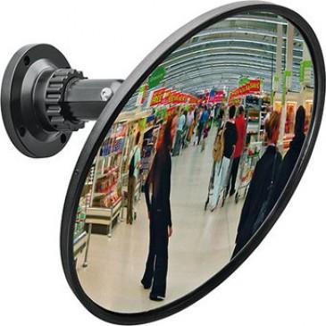 ELRO Überwachungskamera im Spiegel