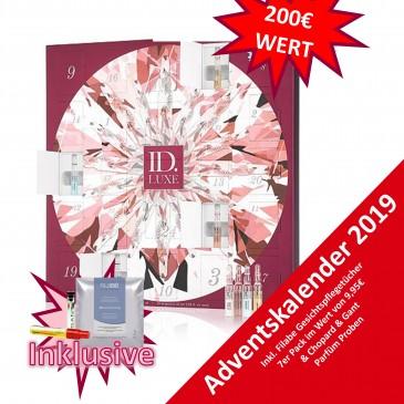 ID LUXE Adventskalender 2019 für Damen , Wert 200€