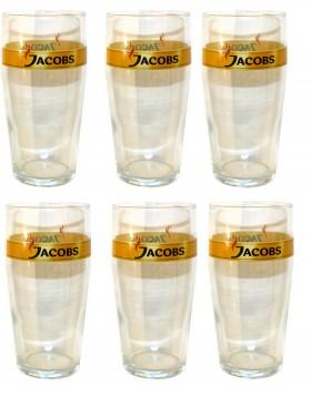 Jacobs Kaffee Latte Macchiato Gläser 6er Set