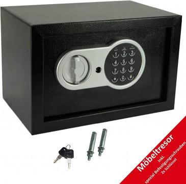 JUNG Safe-Alarm elektronischer Tresor - 14L Fassung