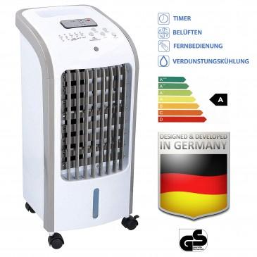 Dunlop Commodoor mobiles Klimagerät mit Wasserkühlung, inkl. Fernbedienung + Timer