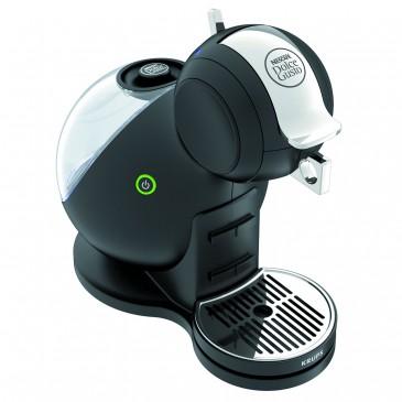 Krups Nescafe Dolce Gusto Melody 3 Kaffeekapselmaschine, schwarz