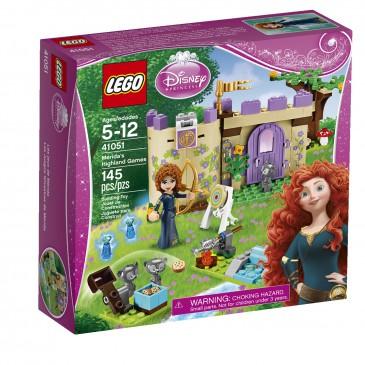 LEGO® Disney Princess: 41051 Meridas Burgfestspiele