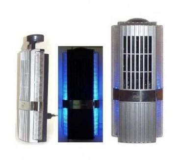 Ionisator Luftreiniger mit Nachtlicht