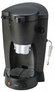 kaffee pad automat f r alle pads schwarz haushalts und k chenger te haus wohnen weg ist. Black Bedroom Furniture Sets. Home Design Ideas