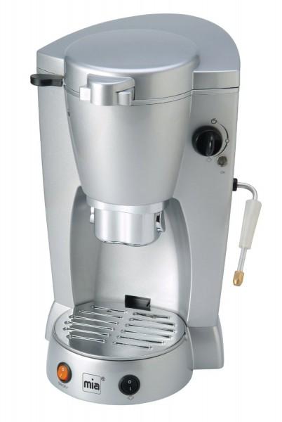 kaffee pad automat f r alle pads silber haushalts und k chenger te haus wohnen weg ist. Black Bedroom Furniture Sets. Home Design Ideas
