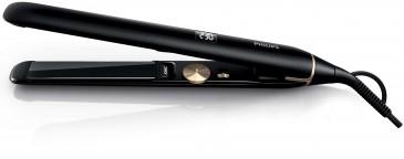 Philips HPS930/00 Pro Haarglätter, Titanveredelte, Ionen- Funktion, schwarz