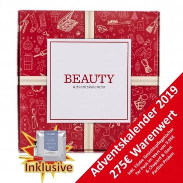Beauty Adventskalender 2019 für Damen , Wert 275€