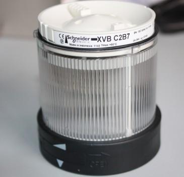Schneider Electric Leuchtelement weiss XVBC2B7