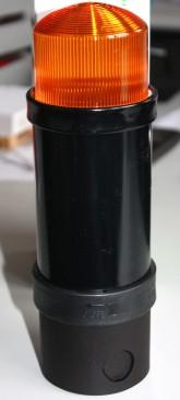 Schneider Electric Signalblitzlicht,Orange XVBL8M5