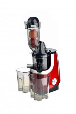 VitaSpeed Multifunktions Entsafter / Saftpresse, 200 W, BPA-frei, rot