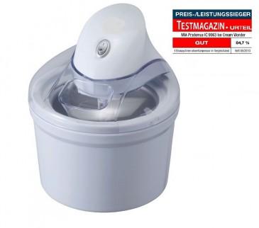 Perfect Mix Eismaschine / Speiseeisbereiter 4in1, 1,2 L Volumen
