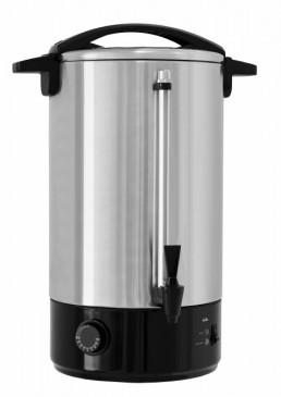 Universalkocher / Glühweinkocher 16 L, silber/schwarz