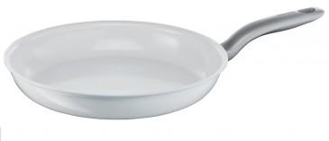Tefal C92605 Ceramic Control Pfanne 26 cm, Keramik, weiss