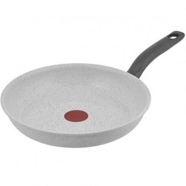Tefal Ceramic Meteor Pfanne 28cm mit Induktion, weiss