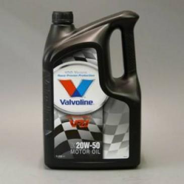 Valvoline Turbo 20W50 5L Motoröl für alle Fahrzeuge