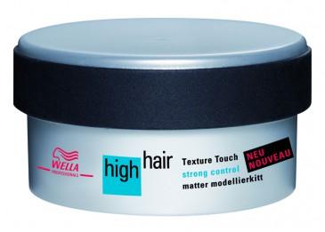 Wella high hair Texture Touch strong conrol 6x100 ml