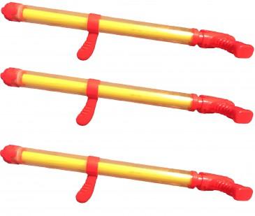 3 x XXL Poolkanone 60 cm